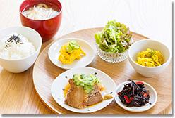 お寺のカフェ なゆたご飯