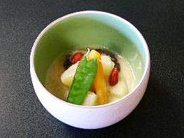 かぶのカレークリーム煮
