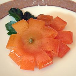 金柑の蜜煮