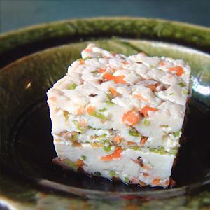 〆豆腐(しめどうふ)