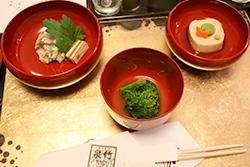 精進料理コラム「泉竹のお店には、外国人の方がたくさんお出かけです(ハラール精進)」